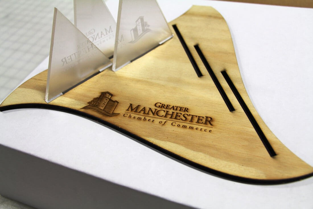 Greater Manchester Chamber of Commerce centerpiece stage 1
