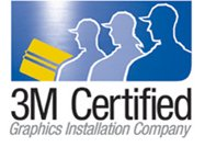 3M Certified Graphics Installation Company Logo - Print New Hampshire