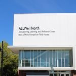 All Well North Exterior Building Signage
