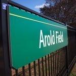 Arold Field PVC Wayfinding Signage