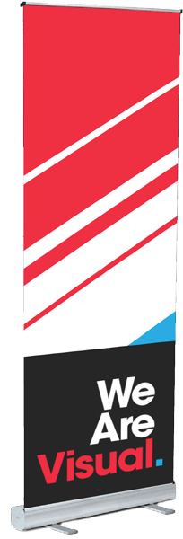 Campaign Extra Banner Stand