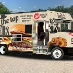 Food Truck Vehicle Wrap