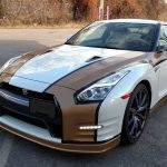 gtr vehicle wrap