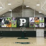 Proctor Academy Vinyl Banner Interior Decorative Signage