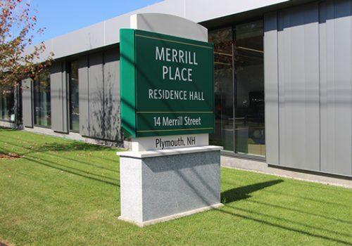 Granite Monument Pylon Signs