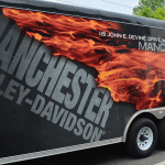 trailer vehicle wrap
