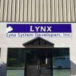 Exterior Commercial Signage Lynx