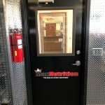 Max Nutrition door wrap