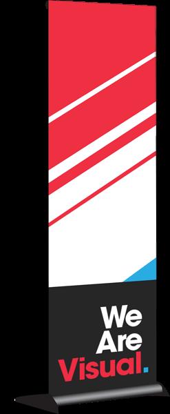 Mercury Banner Stand