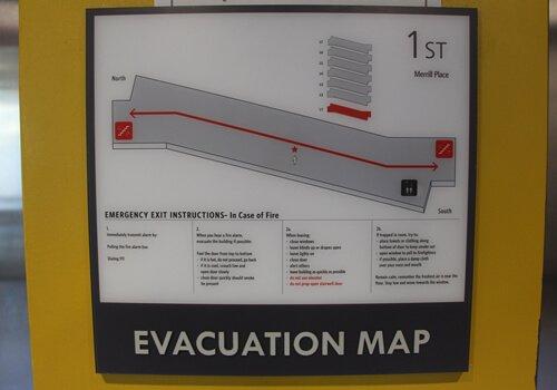 Educational and Campus Wayfinding Signage