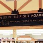 NB NH Food Bank Print NH Sign