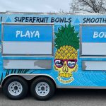Playa Bowls Full Vehicle Wrap