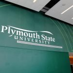 Plymouth State University Interior Decorative Signage