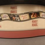 Manchester Chunky's Movie Strip Entrance Interior Decorative Signage