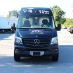 Rocky Mountain Van Wrap front