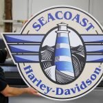 Seacoast Harley-Davidson Specialty Sign achieved with cnc routing
