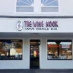 The Wine Nook Signage