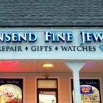 townsend fine jewelry signage