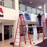 Toyota Sign Installation