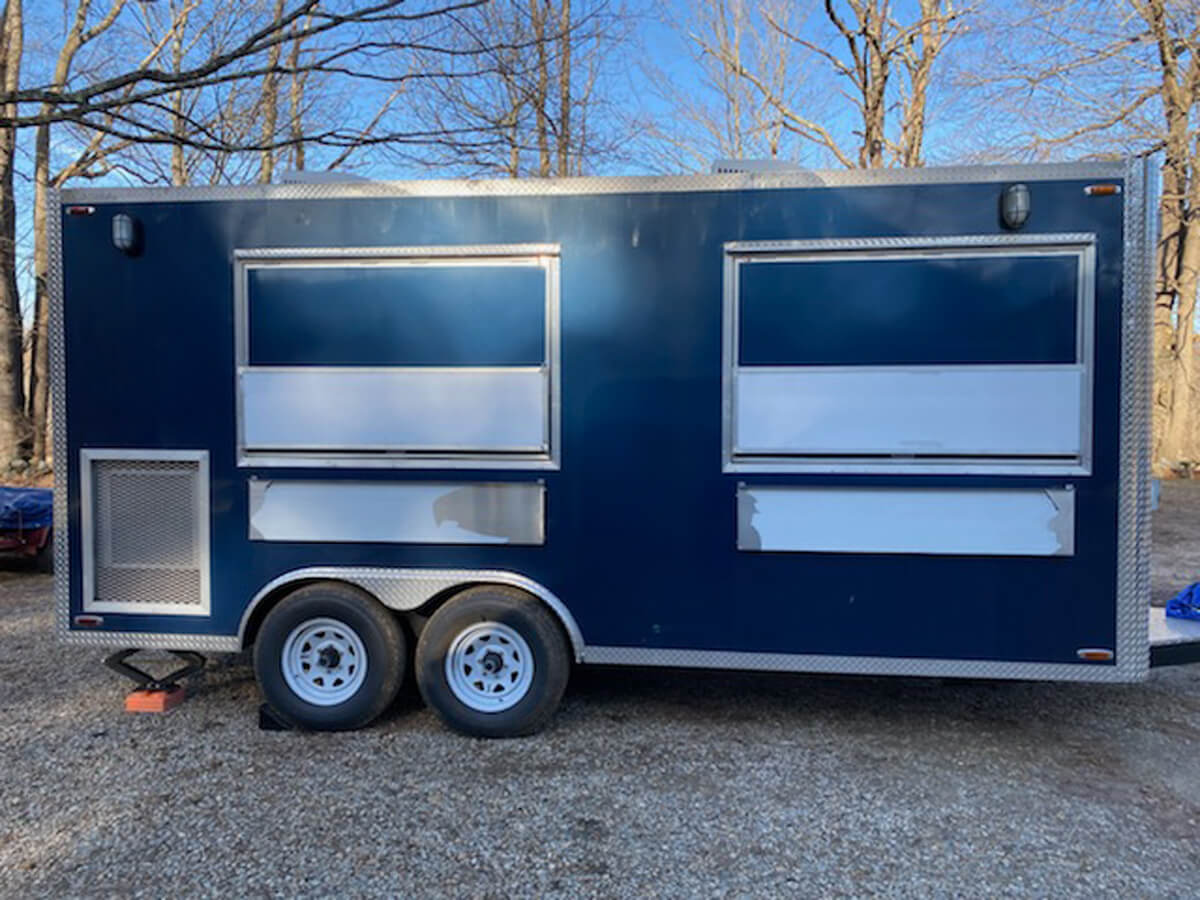 Playa Trailer Before Picture