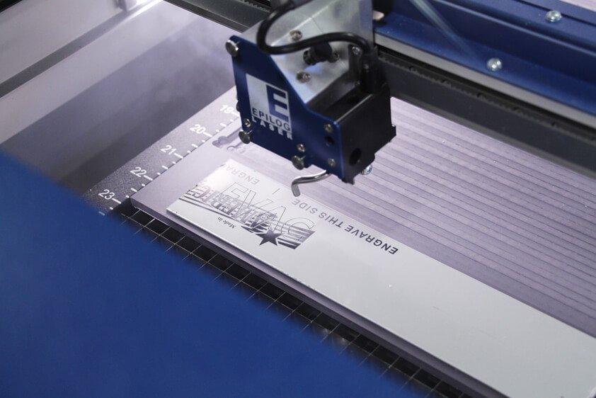 laser machine vector cutting acrylic
