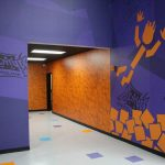 Wall Graphics and Murals interior wall wrap graphics
