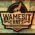 Wamesit lanes interior retail signage